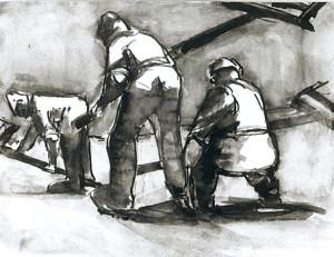 Josef_Herman_Roadworkers-LR